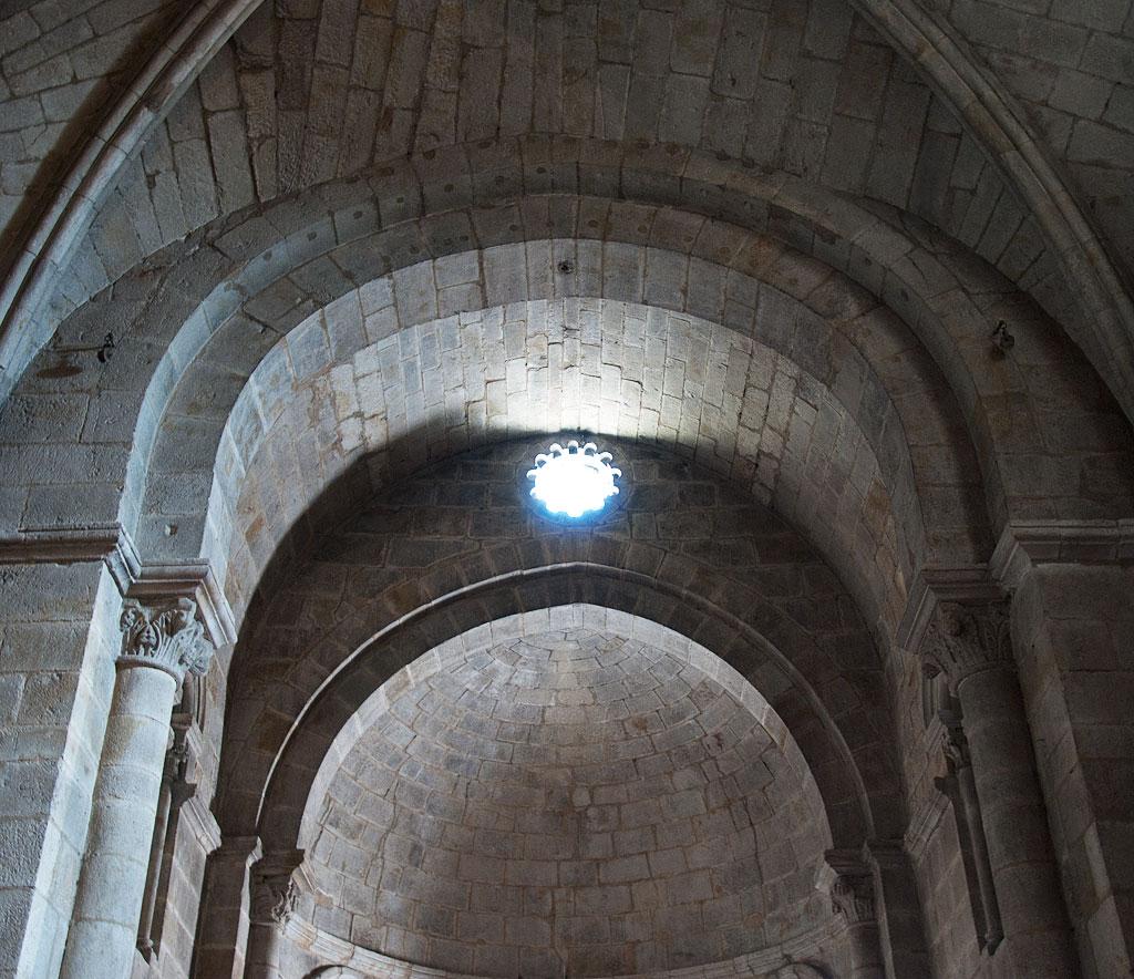 Arco y Boveda de Santa Maria de la Horta