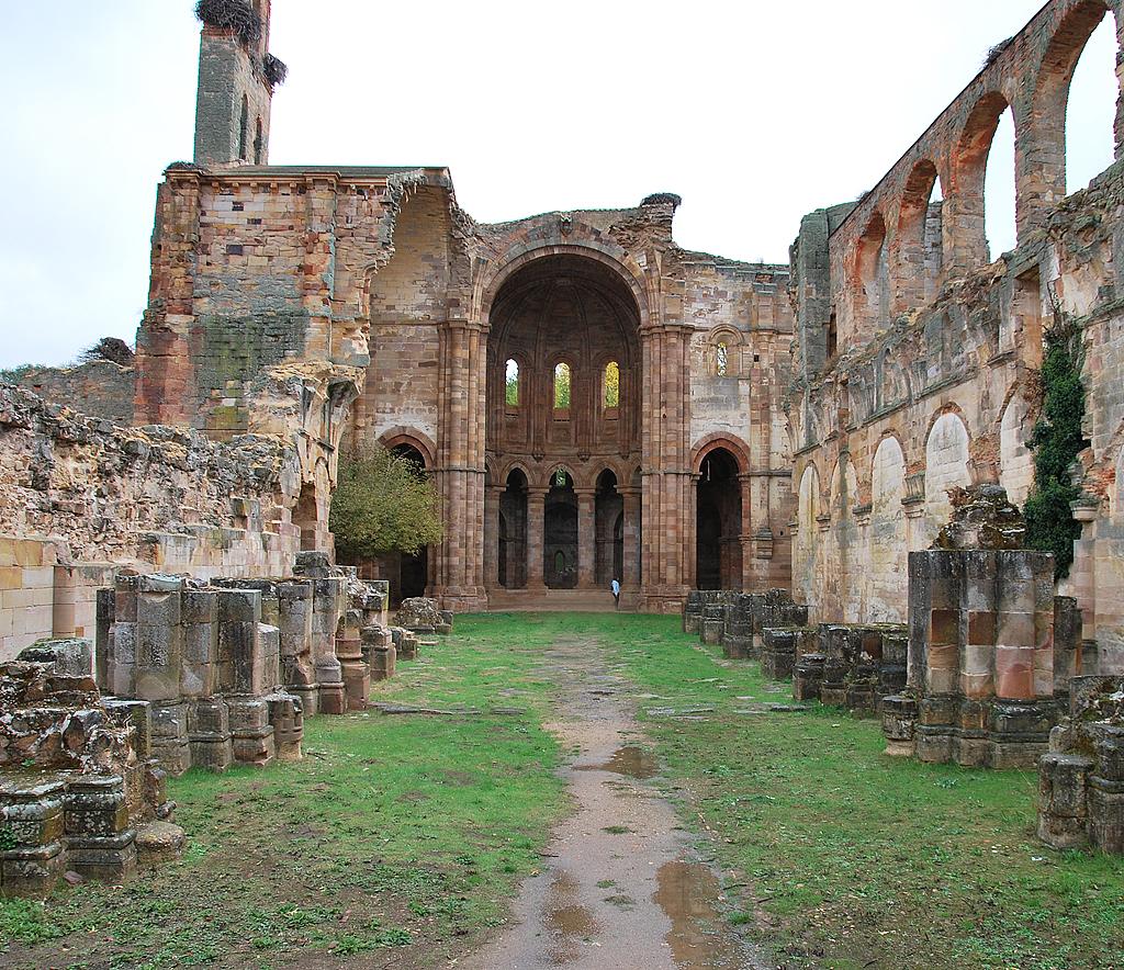 Monasterio, Granja de Moreruela