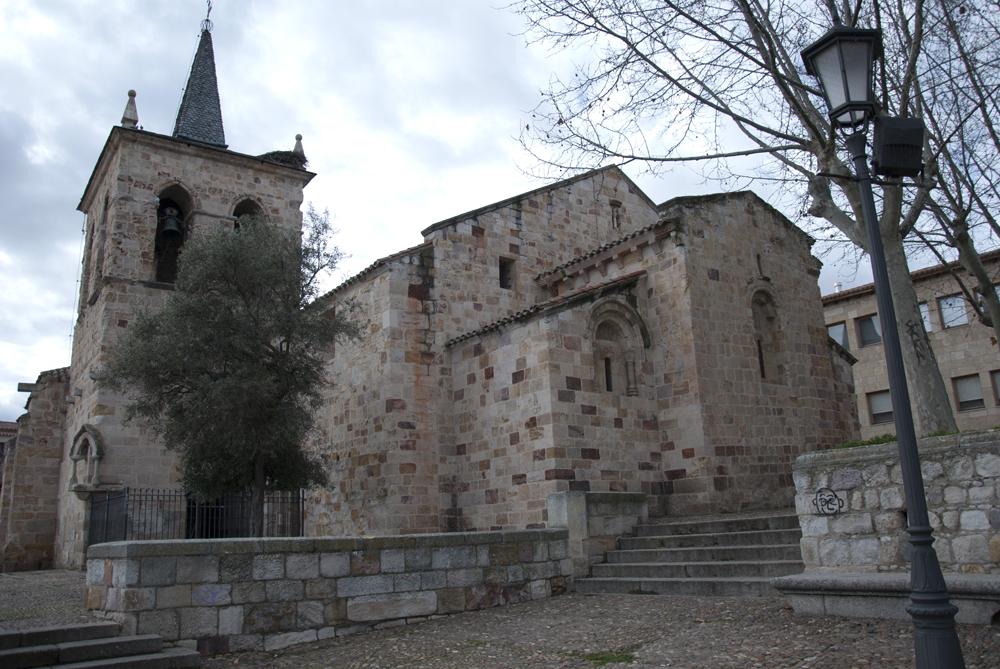 Iglesia De San Cipriano En Zamora