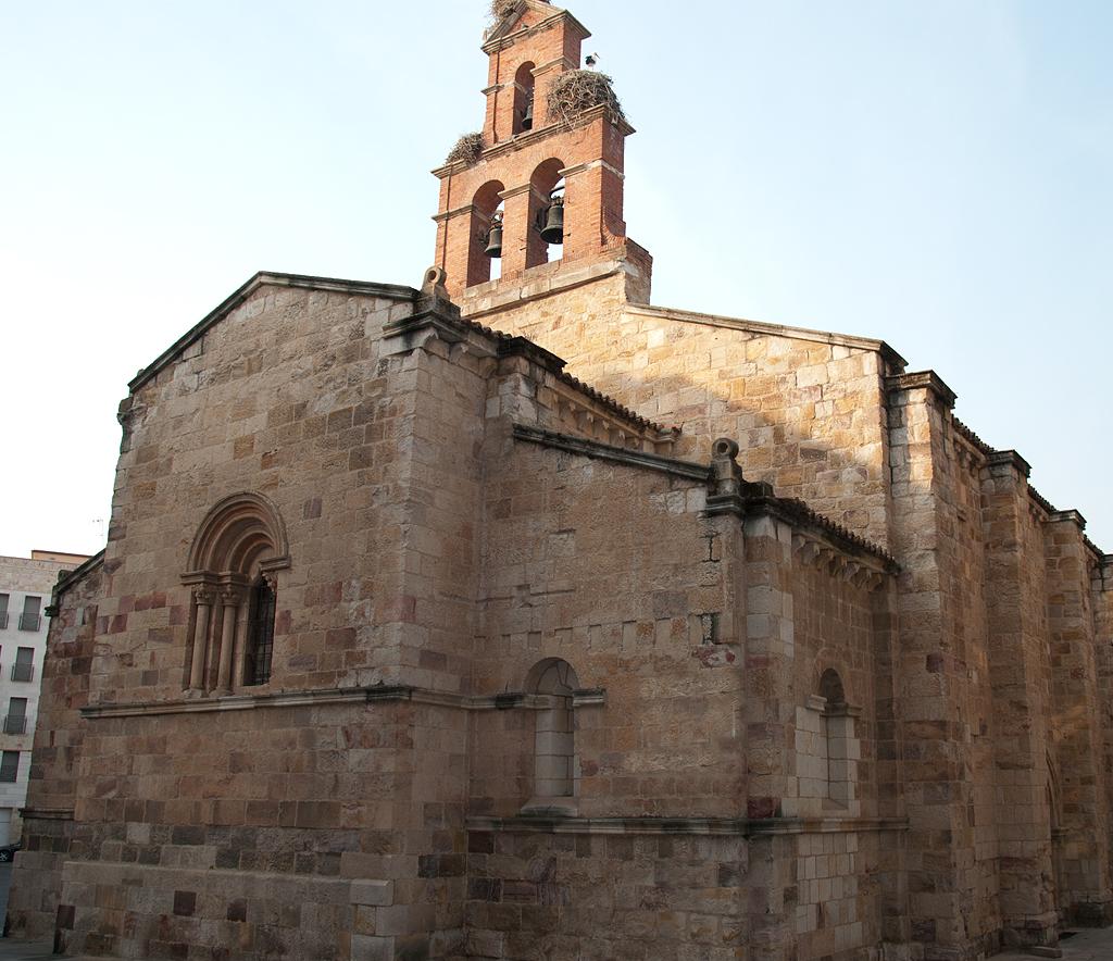 Iglesia de San Esteban en Zamora
