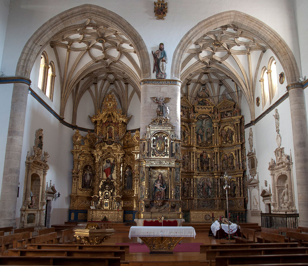 Iglesia de San Andrés en Zamora