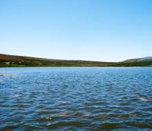 Cañones, ríos y lagunas